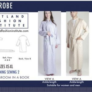 Adult Robe Pattern Cover