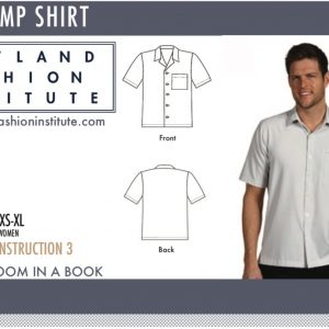 Men's Camp Shirt Pattern Cover