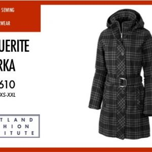 Maguerite Parka Pattern Cover